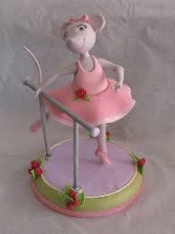 barbie on ballet barre Ballet Cakes, Ballerina Cakes, Biscuit, Ballerina Birthday Parties, 4th Birthday, Fantasy Cake, Gum Paste Flowers, Wedding Topper, Fondant Toppers