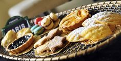 May 2103 Bake Box- a boxful of delicious French treats.  Order at www.bakebox.in