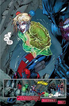Harley Quinn VS The Justice League (April Fools Special) 3