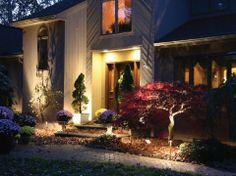 20 Best Nightscaping Outdoor Lighting Images