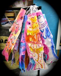 koinobori for Childrens Day