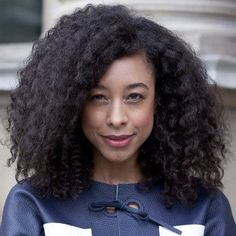 30 Trending African Hairstyles to Check Out Today | Styles At Life African Hairstyles, Braided Hairstyles, Curly Crochet Braids, Corinne Bailey Rae, Dreadlocks, Braid Out, Curls, Hair Cuts, Hair Styles