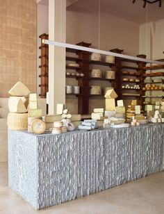 Bakery Interior, Retail Interior, Interior Design, Zaha Hadid, Wabi Sabi, Coffee Shop Furniture, Cat Wall Shelves, Coffee Bar Design, Joinery Details