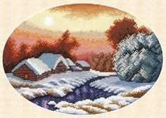 Looking for your next project? You're going to love Little Farm Cross Stitch Chart by designer Luba Davies. - via @Craftsy