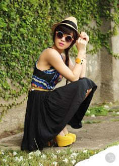 Thirstythought by Kryz Uy,  RETRO INDIE HIPSTER FASHION ROUND PATTERN SUNGLASSES 8688