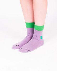 Tsumori Chisato Cotton Mix Socks  http://shop.tsumorichisato.com/en/1990-cotton-mix-socks.html