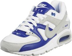 Nike Air Max Command white grey blue