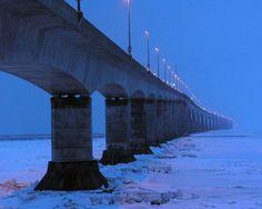 Confederation Bridge - Prince Edward Island Canada