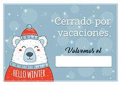 Mejores 17 imgenes de cartel cerrado por vacaciones en pinterest cerrado por vacaciones invierno comercio oficina vacaciones thecheapjerseys Choice Image