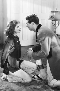 "Cary Grant Katharine Hepburn ""Bringing Up Baby"" my absolute favorite comedy!"