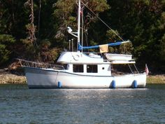 Classic Boats For Sale, Used Boat For Sale, Cruiser Boat, Bellingham Washington, Used Boats, Power Boats, Nautical, Explore, Yachts