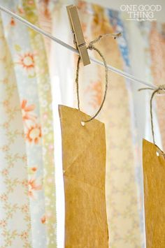homemade fly paper