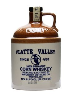 Platte Valley 3 Year Old : The Whisky Exchange