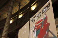 Il reportage della mostra Posters Rock! alla Casa dell'Architettura. http://www.creazina.it/eventi/posters-rock-2013-casa-dellarchitettura Foto di Roberta Solitari