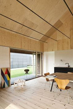 Brick House by Leth & Gori | http://www.yellowtrace.com.au/brick-house-denmark-leth-gori/