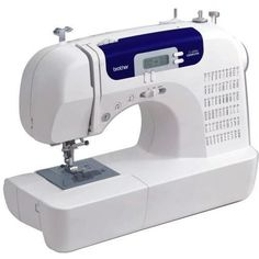 Brother CS6000i Feature-Rich Sewing Machine With 60 Built-In Stitches, 7 New #Brother