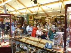 The saleroom is packed most weeks for our sales