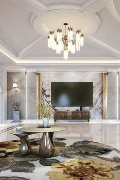 Interior design inspirations for your luxury entryway. Check more in our Blog! Luxury Chandelier, Luxury Lighting, Luxury Home Decor, Modern Chandelier, Luxury Homes, Modern Lighting, New Interior Design, Interior Design Inspiration, Interior And Exterior