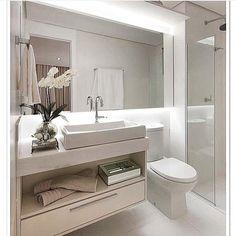 Inspiração ✔️ #banheiro #bathroom #archdecor #archdesign #archlovers #ambiente #homedecor#home #homestyle #style #homedesign #design #interiores #inspiração #instadecor #instadesign #interiordesign #detalhes #produção #decoreseuestilo #desingdecor #decoraçãodeinteriores #decordesign #decorando #decorhome #referencia #decoração #decorar #decoration #luxury