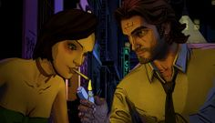 The Wolf Among Us: Faith Review | Machinima