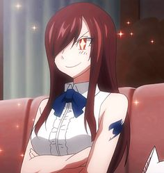 The perfect FairyTail Erza Sparkle Animated GIF for your conversation. Fairy Tail Funny, Fairy Tail Girls, Fairy Tail Love, Fairy Tail Couples, Fairy Tail Anime, Erza Scarlett, Fairy Tail Erza Scarlet, Jellal And Erza, Jerza