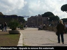Fori imperiali no traffic