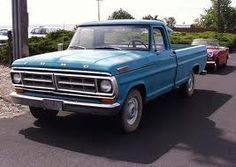 Old Ford Pick Up Trucks