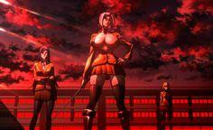 # 1:  underground student council: Kurihara Mari, Shiraki Meiko and Midorikawa Hana