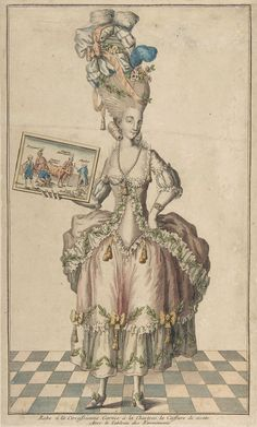 Fashion to Die For: Did an Addiction to Fads Lead Marie Antoinette to the Guillotine?