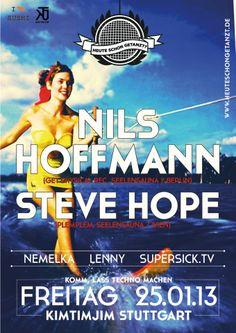 NILS HOFFMANN STEVE HOPE