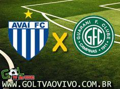 Assistir Avaí x Guarani ao vivo 21h50 Campeonato Brasileiro Série B | GOL TV AO VIVO !!!