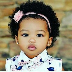 WARNING! Guard your ovaries guurrrrl, cause I promise you that you're gonna want to have more kids after seeing these adorable lil' hair models and you'll also get some very cute kids hairstyle ideas for... Cutest Kids and baby Hairstyle Ideas... Black natural hair, afros, braids, wash n go and more.