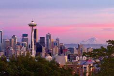 Seattle Skyline Oct. 2013 by Josh Copeland - Photo 54724216 / 500px