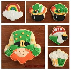 Another way to use our cupcake cookie cutter -- Sarah Trefny