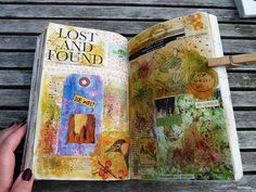 11 wtj lost and found by LaWendeltreppe, via Flickr