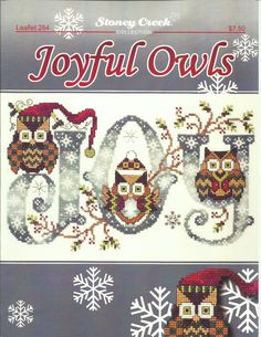 Joyfull owls 1