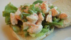 Creamy Shrimp Rolls