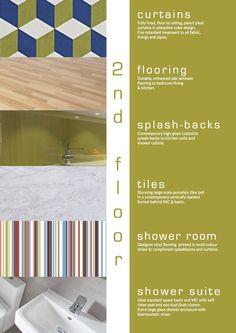 2nd Floor Studios Colour Palette