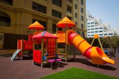 JA Ocean View Hotel has recently opened a new outdoor play area for their younger guests, aged 3-12 years old. The new play area is an extension of the existing indoor kids club, CoolZone which is the perfect avenue for children to make friends while on holiday as well as learn new skills and hobbies. Supervised by UK-trained childcare specialists from Worldwide Kids Company, children can participate in reading, colouring or active games when they visit the club.