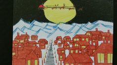[19.12.15] SnowFlake date - Desenho do Rocky