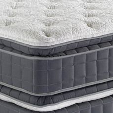 full sleep inc by corsicana 280 traditions iii double sided pillow top mattress