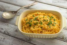 Super Easy Crock Pot Spaghetti Squash Curry