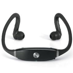 Motorola S9-HD Bluetooth MOTOROKR/MOTOACTIV Stereo Headset. Plugs into most i-Devices, Best headset I've ever had!