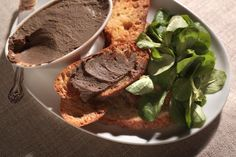 Elegant yet Simple Oscars Party Appetizers | Chicken Liver–Port ...