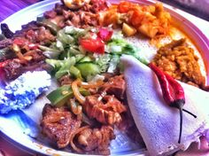 Etióp/eritreai lakoma #RestaurantDay #Babramegy https://www.facebook.com/events/128476923990661/
