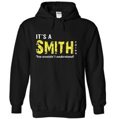 cool Its a SMITH thing !!