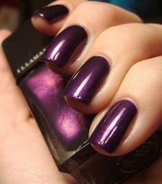 Illamasqua Baptiste #nails