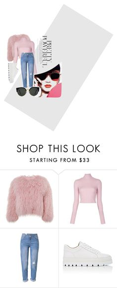 """""""1"""" by jeyso ❤ liked on Polyvore featuring Charlotte Simone, A.L.C., WithChic, MM6 Maison Margiela and RetroSuperFuture"""