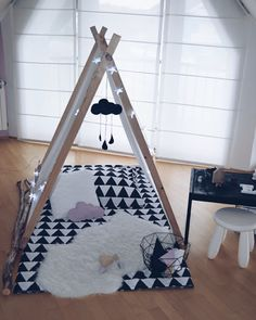 SOMETHING BEAUTIFUL: PLAY TENT FOR EMA