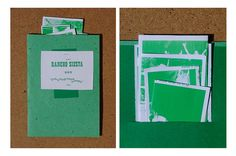 Rancho Siesta by David Marmota #artzine #zine